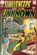 Challengers of the Unknown (1958 DC 1st Series) 68