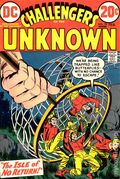 Challengers of the Unknown (1958 DC 1st Series) 78