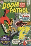 Doom Patrol (1964 1st Series) 98