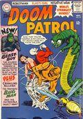Doom Patrol (1964 1st Series) 99