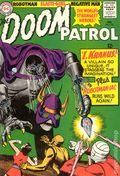 Doom Patrol (1964 1st Series) 101