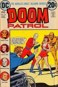 Doom Patrol (1964 1st Series) 124