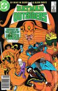 Batman and the Outsiders (1983 1st Series) 26