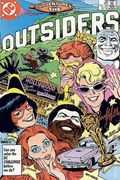 Batman and the Outsiders (1983 1st Series) 38