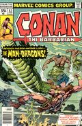 Conan the Barbarian (1970 Marvel) 83