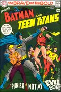 Brave and the Bold (1955 1st Series DC) 83