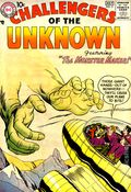 Challengers of the Unknown (1958 DC 1st Series) 2