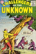 Challengers of the Unknown (1958 DC 1st Series) 5