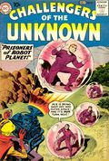 Challengers of the Unknown (1958 DC 1st Series) 8