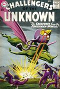 Challengers of the Unknown (1958 DC 1st Series) 11