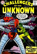 Challengers of the Unknown (1958 DC 1st Series) 12