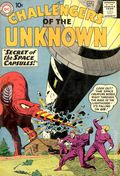 Challengers of the Unknown (1958 DC 1st Series) 17