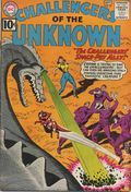 Challengers of the Unknown (1958 DC 1st Series) 21