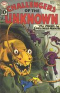 Challengers of the Unknown (1958 DC 1st Series) 22