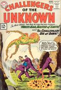 Challengers of the Unknown (1958 DC 1st Series) 24