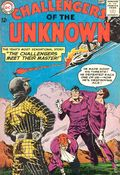 Challengers of the Unknown (1958 DC 1st Series) 33