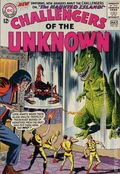 Challengers of the Unknown (1958 DC 1st Series) 43