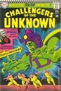 Challengers of the Unknown (1958 DC 1st Series) 53