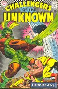 Challengers of the Unknown (1958 DC 1st Series) 56