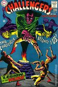 Challengers of the Unknown (1958 DC 1st Series) 62