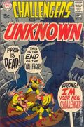 Challengers of the Unknown (1958 DC 1st Series) 69