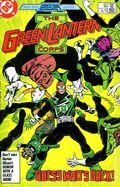 Green Lantern (1960-1988 1st Series DC) 207