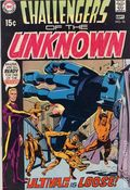 Challengers of the Unknown (1958 DC 1st Series) 75