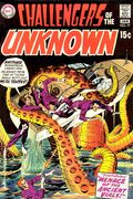 Challengers of the Unknown (1958 DC 1st Series) 77