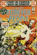 Forever People (1971 1st Series) 10