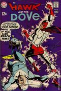 Hawk and Dove (1968 1st Series) 6