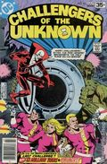 Challengers of the Unknown (1958 DC 1st Series) 87