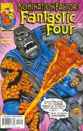 Domination Factor Fantastic Four (1999) 2.3