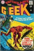Brother Power the Geek (1968) 1