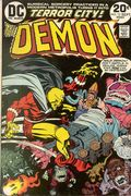 Demon (1972 1st Series) 12