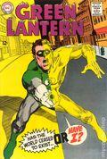 Green Lantern (1960-1988 1st Series DC) 63