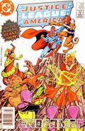 Justice League of America (1960 1st Series) 223