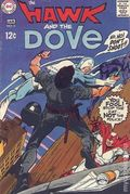 Hawk and Dove (1968 1st Series) 3