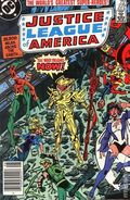 Justice League of America (1960 1st Series) 229