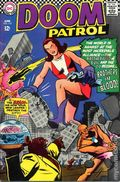 Doom Patrol (1964 1st Series) 112