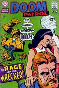 Doom Patrol (1964 1st Series) 120