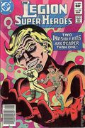 Legion of Super-Heroes (1980 2nd Series) 299