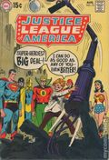 Justice League of America (1960 1st Series) 73