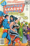 Justice League of America (1960 1st Series) 164