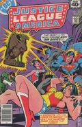 Justice League of America (1960 1st Series) 166