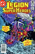 Legion of Super-Heroes (1980 2nd Series) 284