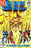 Legion of Super-Heroes (1980 2nd Series) 288