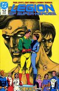 Legion of Super-Heroes (1984 3rd Series) 39