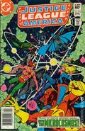 Justice League of America (1960 1st Series) 213