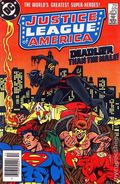 Justice League of America (1960 1st Series) 221