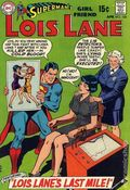 Superman's Girlfriend Lois Lane (1958) 100